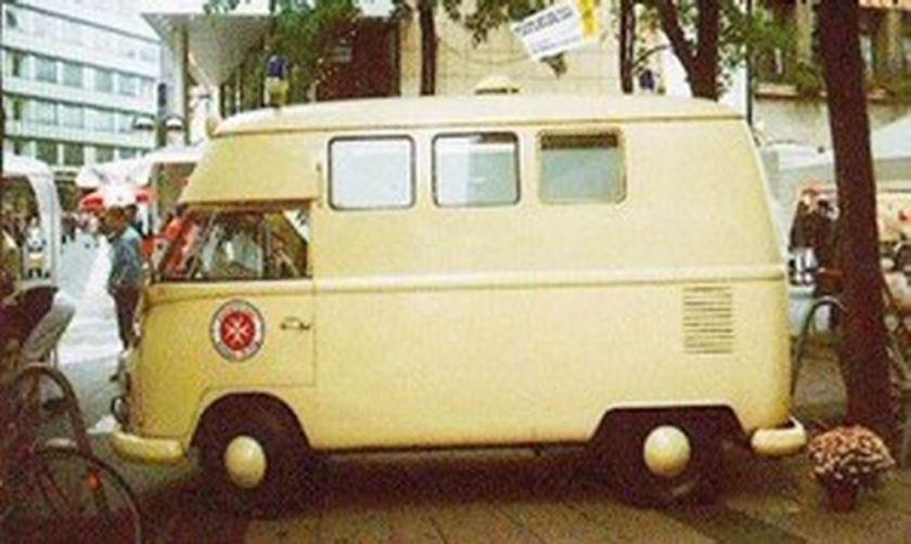 VW T1 Clinomobil