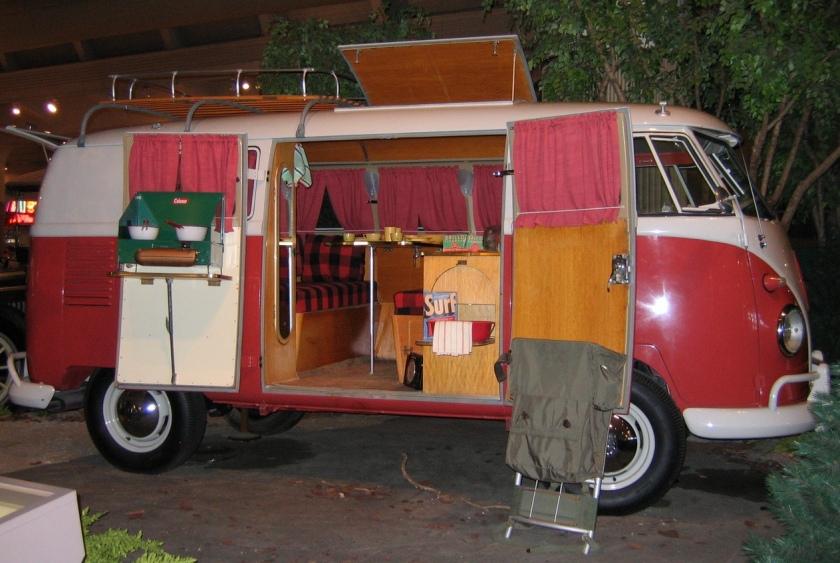 VWcampervan