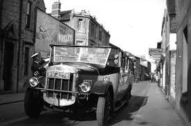 West Yorkshire Tilling Stevens No 151 WW 4278