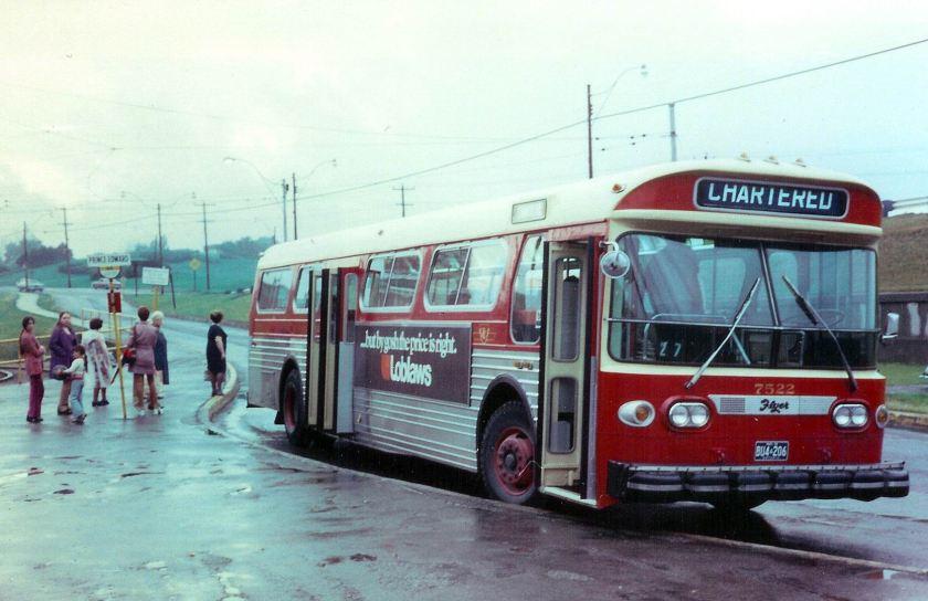 Western Flyer D700A Bus