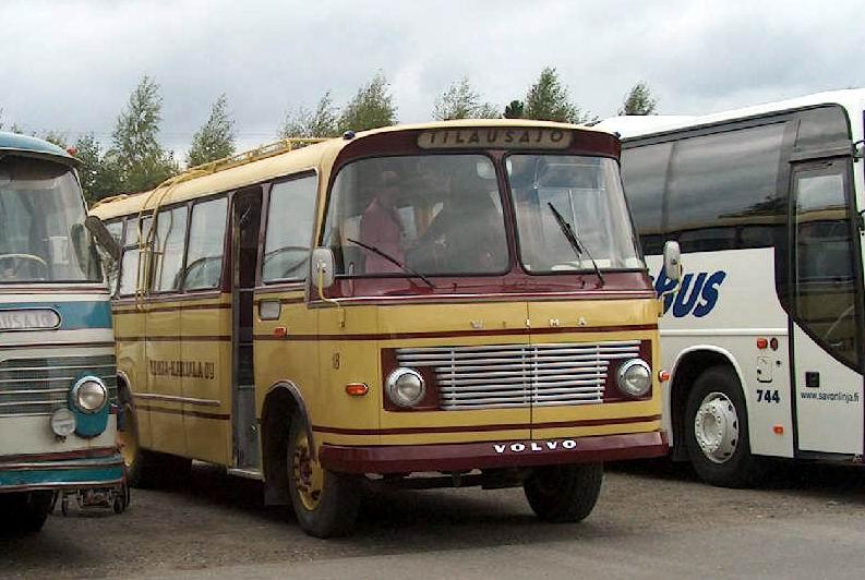 Wiima M64 Volvo Linja-Karjala 18