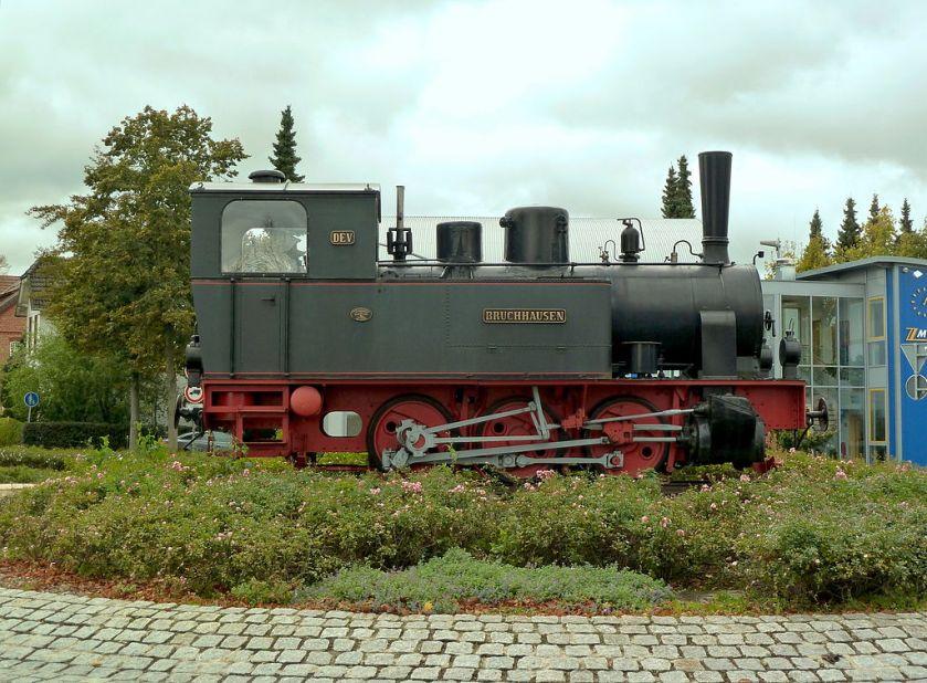 1899 BRUCHHAUSEN Bruchhausen-Vilsen 16.10.10(w5)