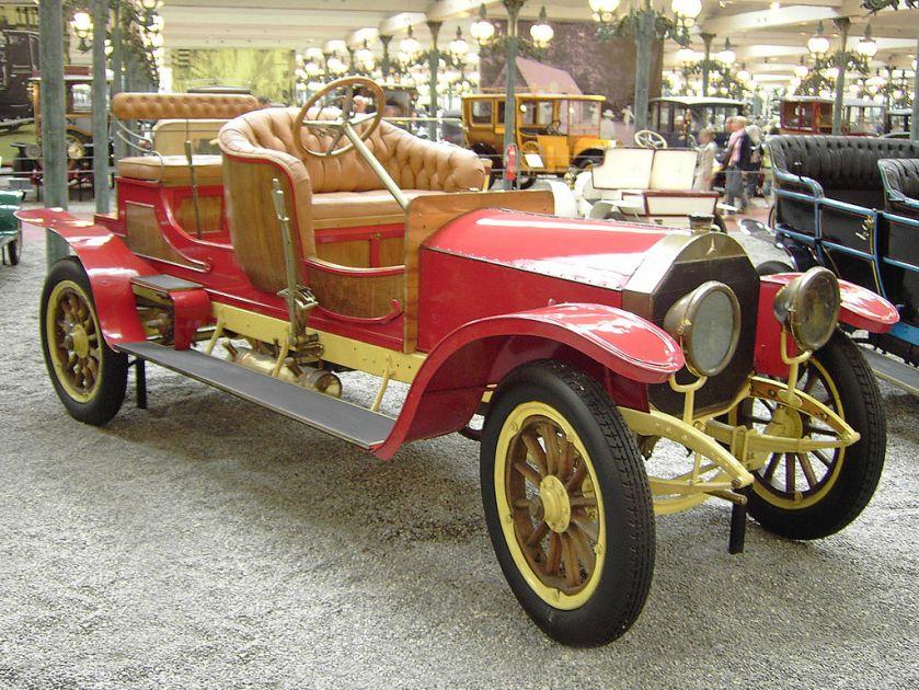 1905 Mercedes Doppel-Phaeton 28