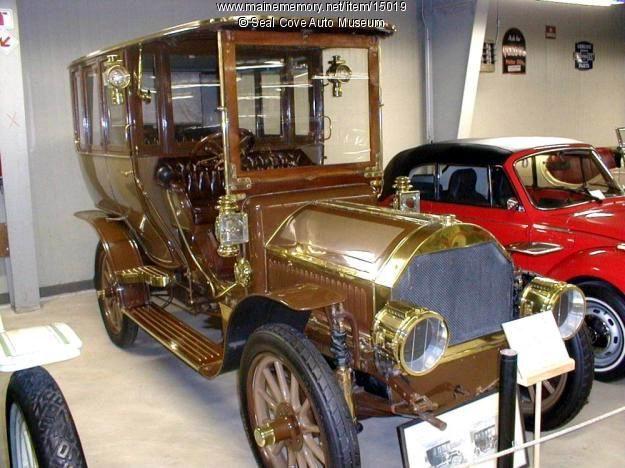 1905 Pierce Arrow model t F