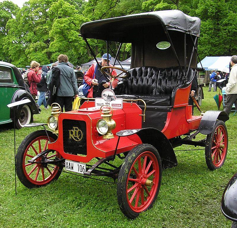 Reo motor car company lansing michigan u s a 1905 for Motor cars lansing mi