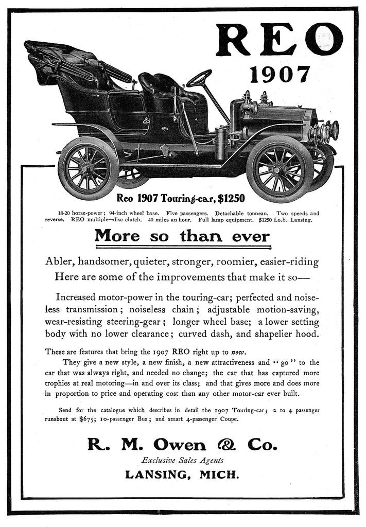 1907 REO