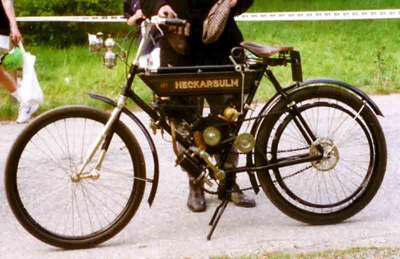 1908 Neckarsulm 1,25 HP