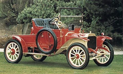 1909 Vauxhall