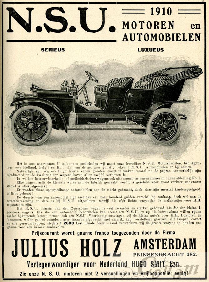 1910 nsu-smit