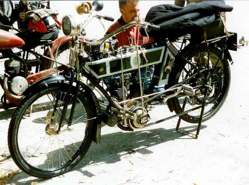 1911 NSU 3 PS