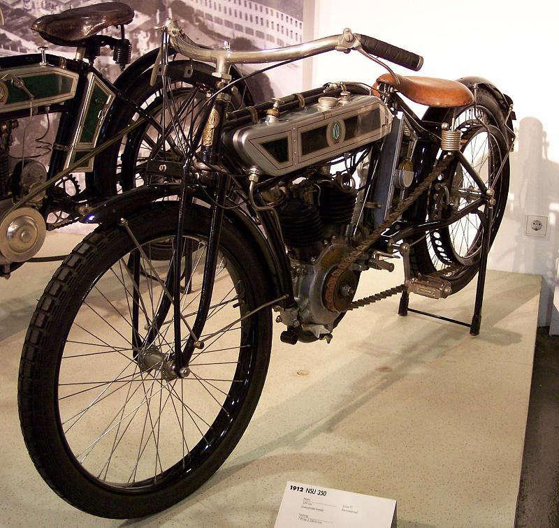 1912 NSU 350