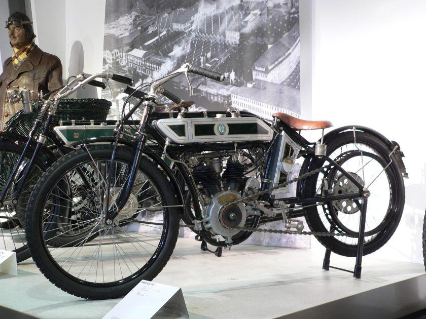 1912 NSU NSU-350-TT