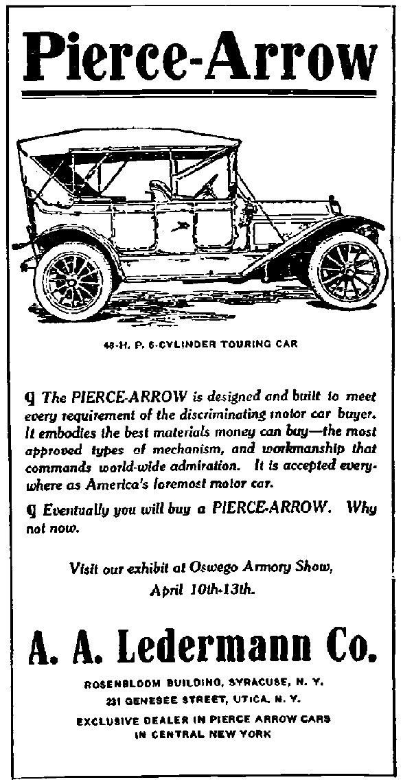 1912 Pierce-arrow 1912-0409