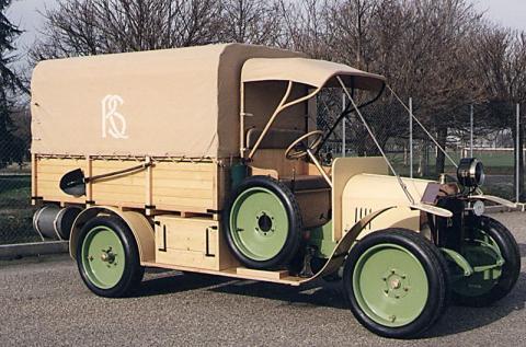 1912 Rochet Schneider 12 HP