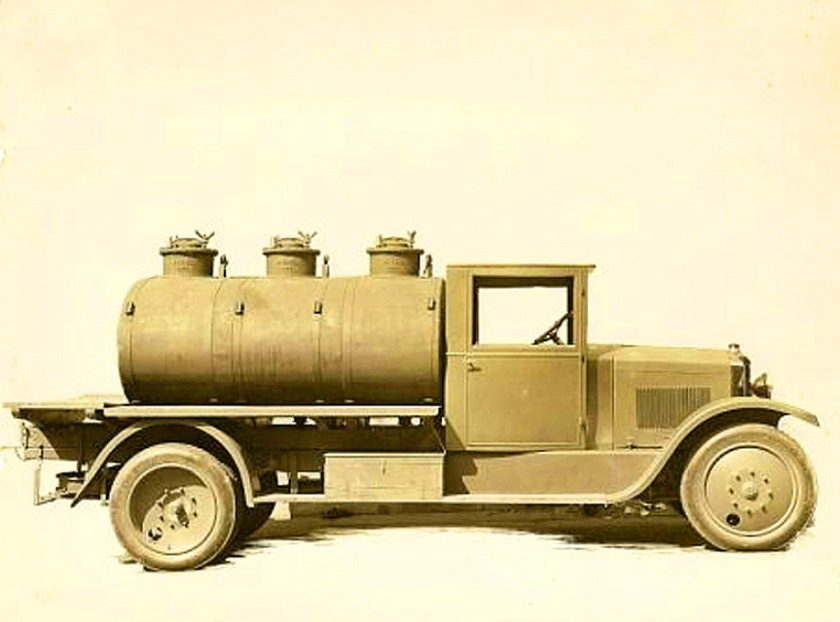1912 Rochet Sneider Camion pinardier