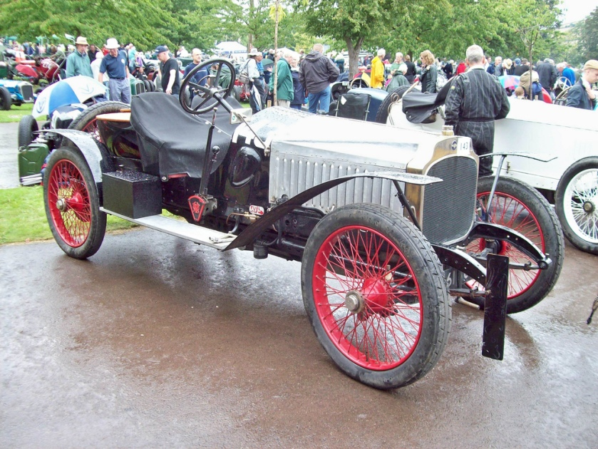 1913-18 Vauxhall A-D Type (Mod)  Engine 3996cc