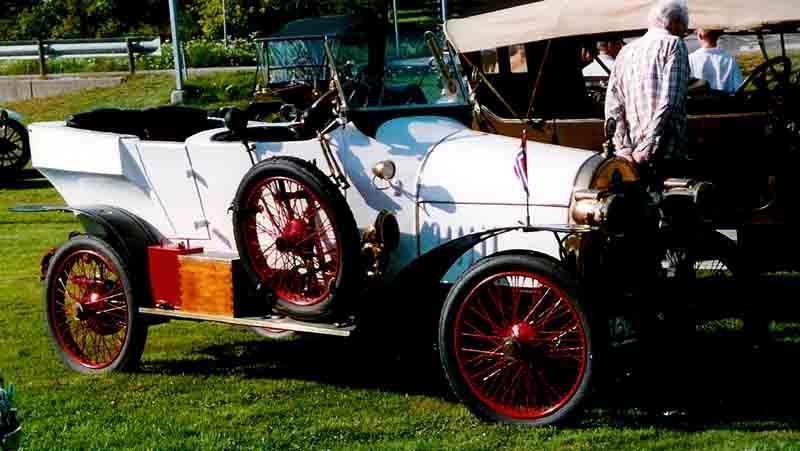 1913 Nsu 6 18 PS Doppelphaeton