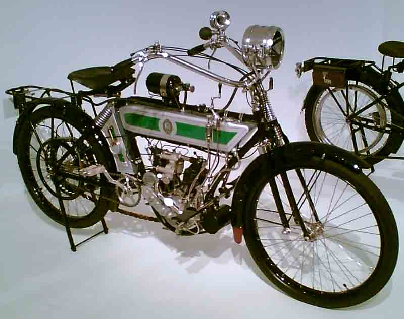 1913 NSU motorrad