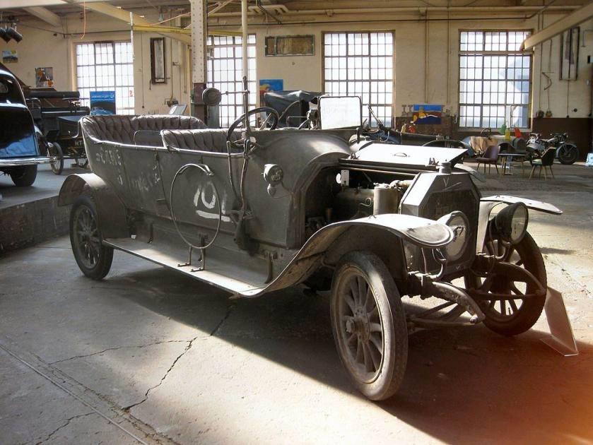 1913 Rochet Schneider 10000