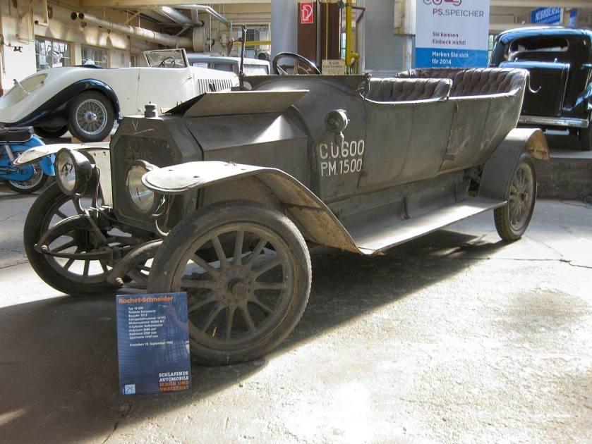 1913 Rochet Schneider 10000a