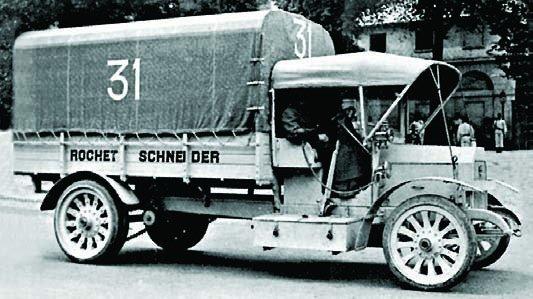 1913 Rochet-Schneider 3Т