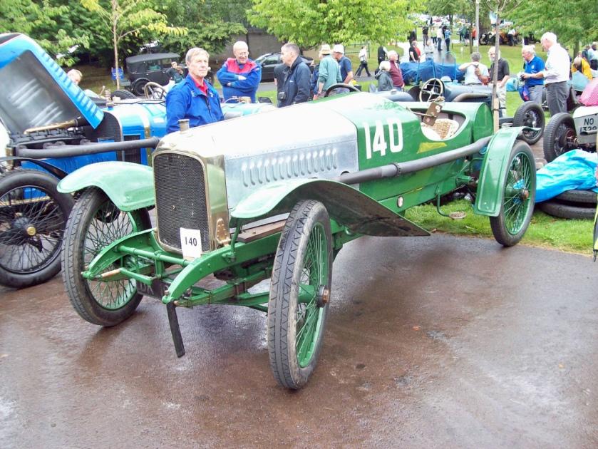 1913 Vauxhall 30-98 Replica Engine 4500cc Car