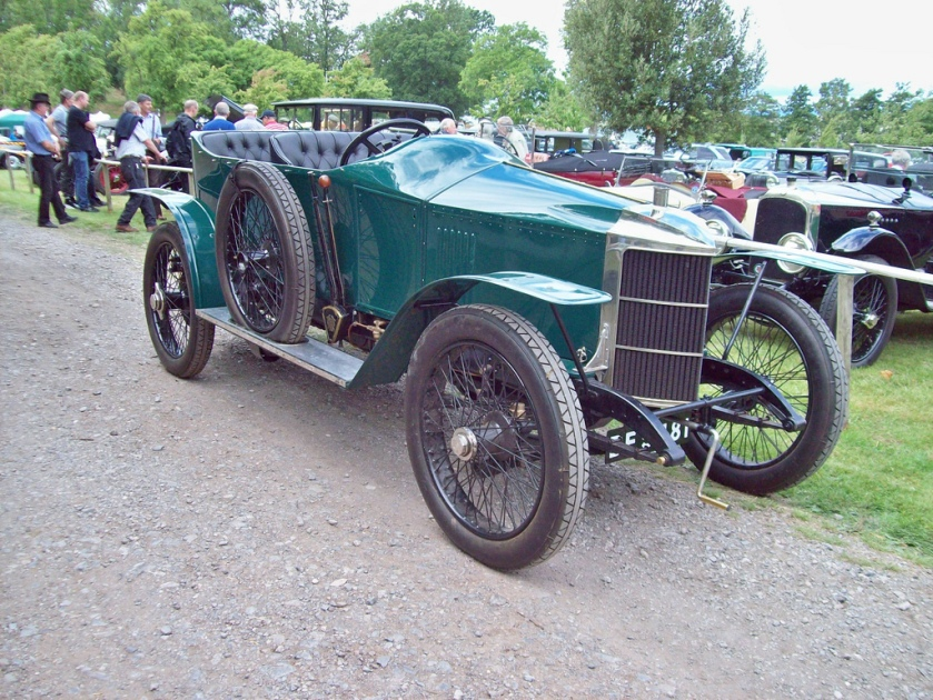 1913 Vauxhall Prince Henry Replica of a 1913 Prince Henry Vauxhall 3 litre