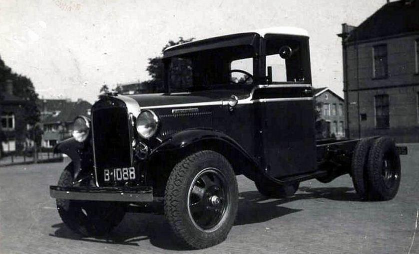 1914-27 REO Sneek
