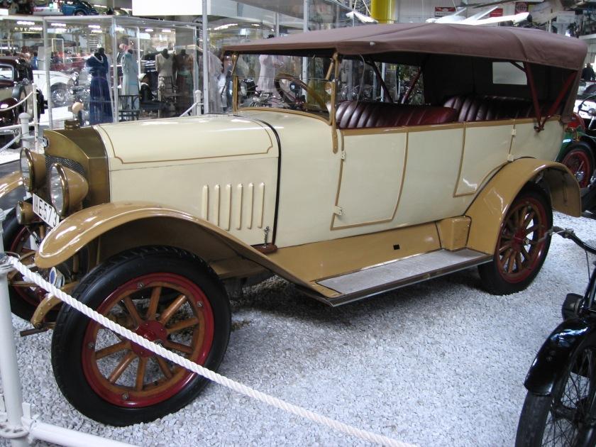 1914 NSU-8-40