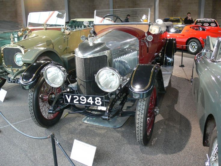 1914 Vauxhall Prince Henry