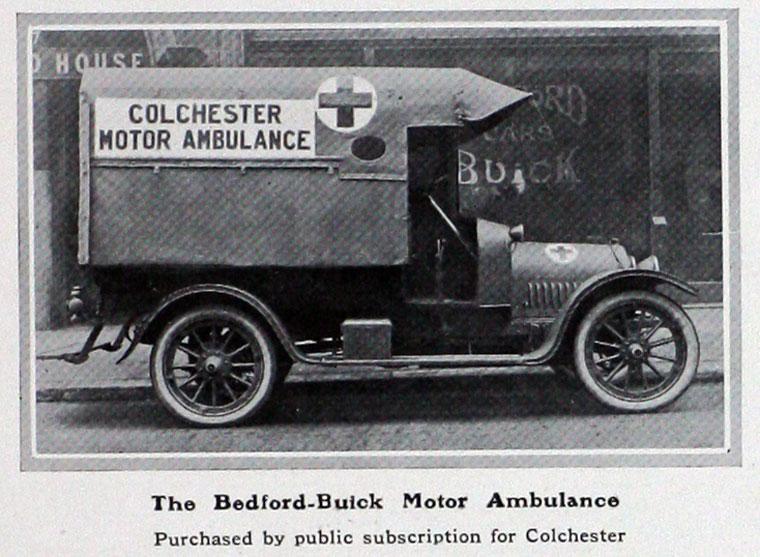 1915 Bedford
