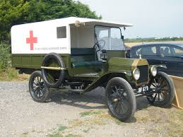 1915 Ford model T Military Ambulance