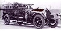 1915 Pierce-Arrow Fire Truck