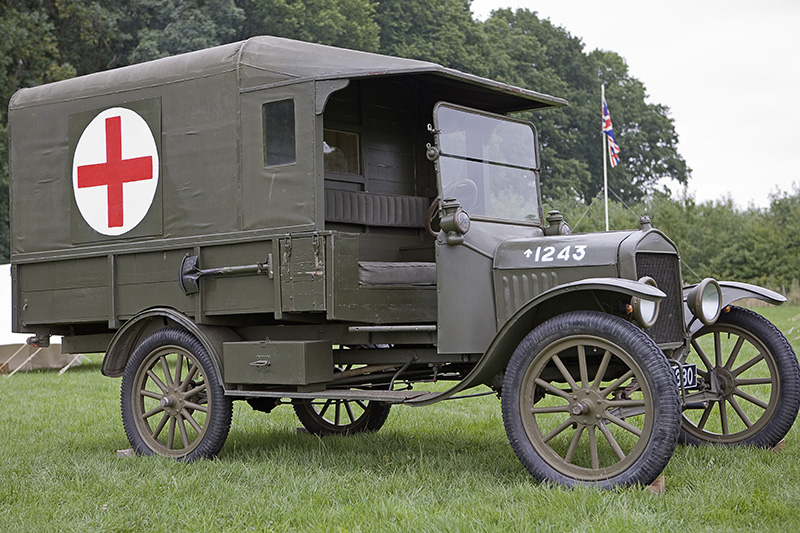 Ford Model T Military Field Ambulance