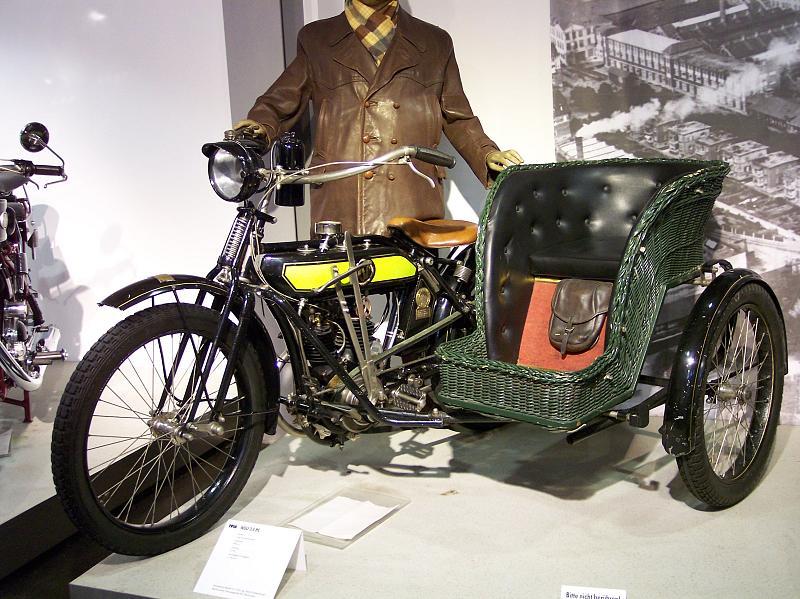 1916 NSU 3,5PS