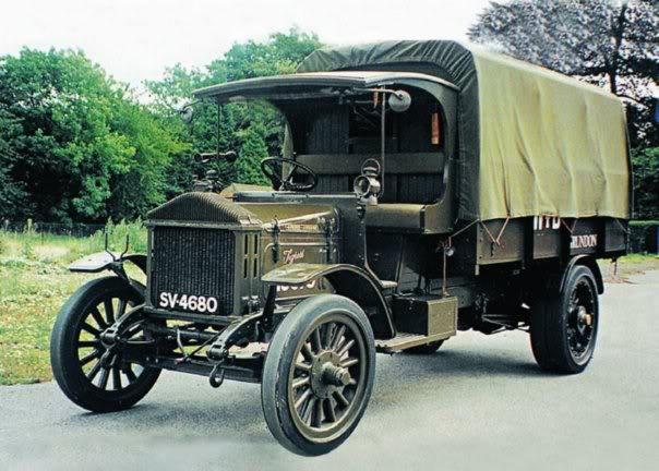 1916 Pierce Arrow Army Truck