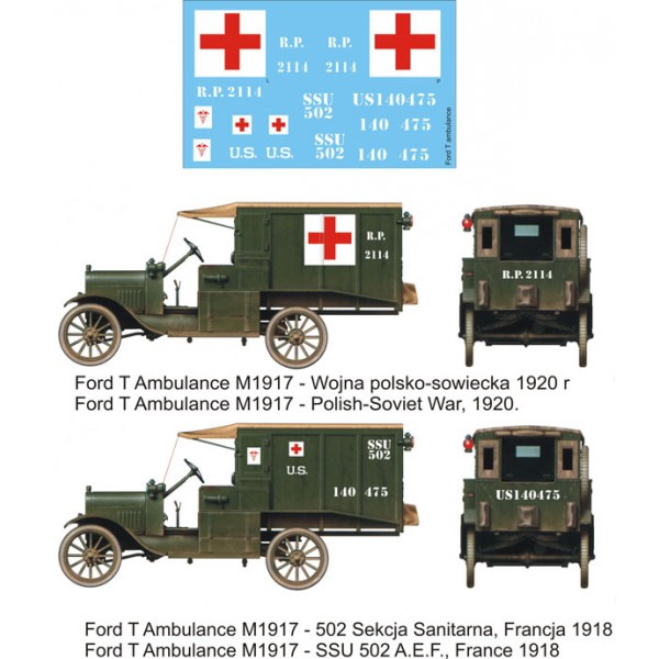1917-18 ford-t-ambulance-rpm-35016-resin-conversion