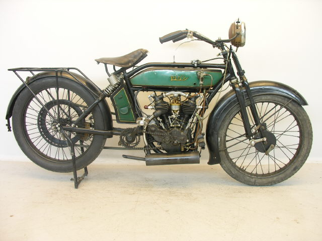 1917 NSU Heere-Modell 500cc