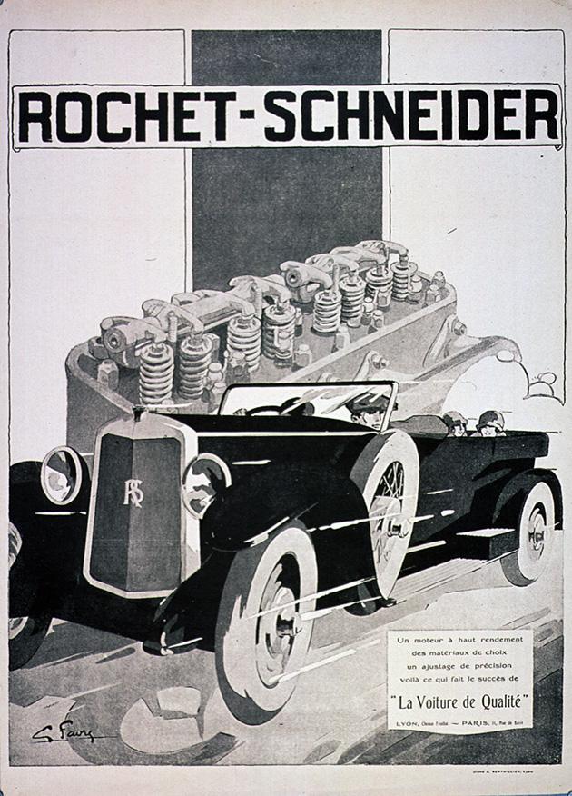 1918 Rochet Schneider