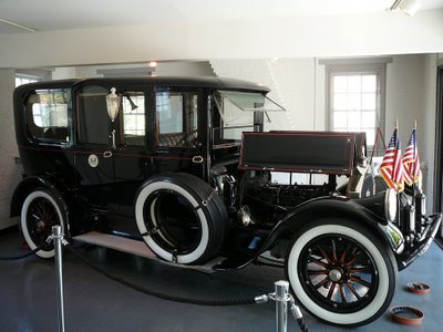 1919 Pierce Arrow Presidential limousine