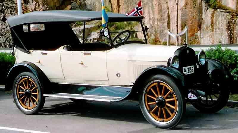 1919 REO Touring