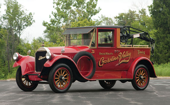 1921 Pierce Arrow Tow Truck