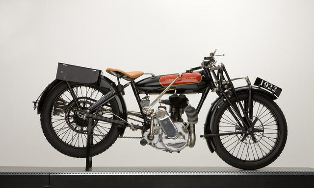 1922 Beardmore Precision 500