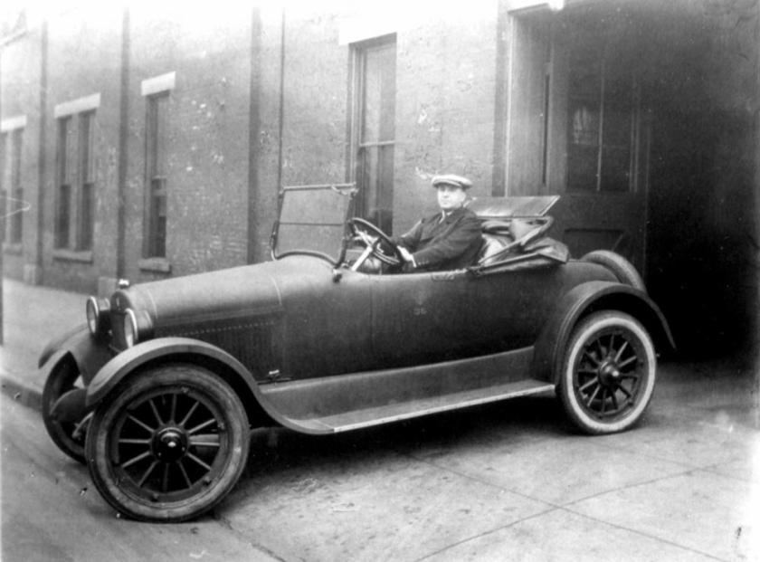 1922 REO model U6