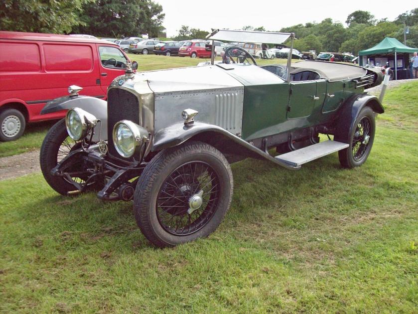 1923-27 Vauxhall 30-98 OE Engine 4224cc P