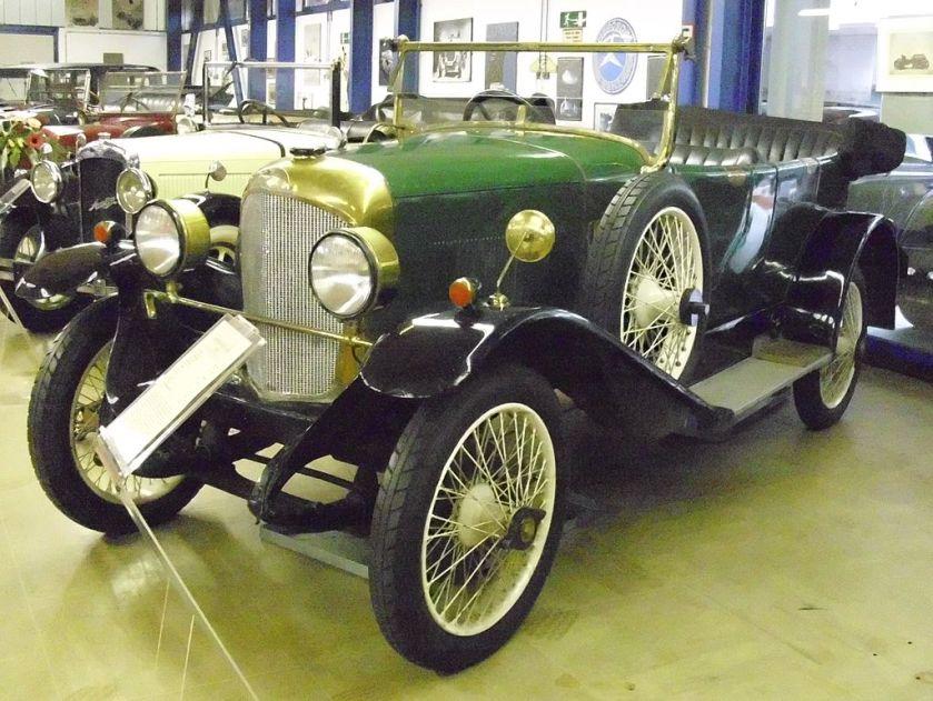 1923 Austro-Fiat 9-32 PS