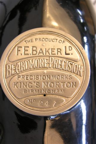 1923 Beardmore-Precision-1923-7