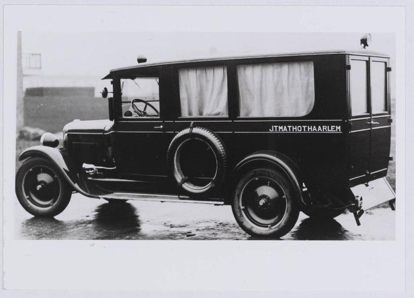 1923 Chevrolet carrosserie Vermeulen Haarlem