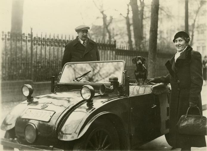 1924-29 Hanomag 2-10 PS Kommissbrot