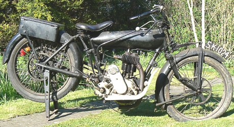 1924 Beardmore Precision Model C
